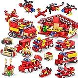 vobome Neue Kinder Kinder Puzzle montiert bausteine Kanone Tank 16 in 1 Spielzeug Set Bauklötze & Bausteine