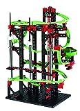 fischertechnik 533872 Kugelbahn Dynamic M mit Kettenaufzug und Klangrohren - für Kinder ab 7 Jahren - 4 spannende Kugelbahn-Modelle